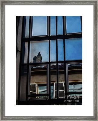 Urbain_06 Framed Print
