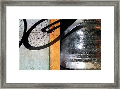 Urban Abstracts Compilations 18 Framed Print