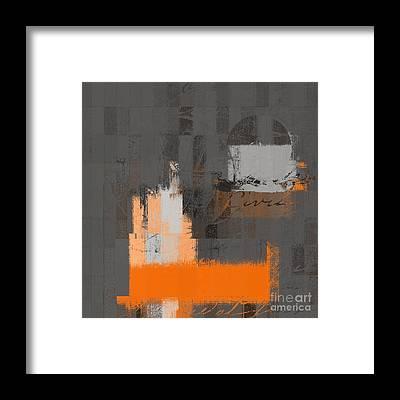 Abstrait Framed Prints