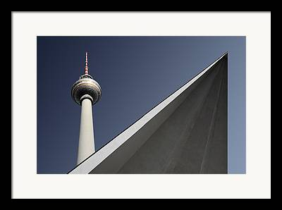 Architektur Framed Prints