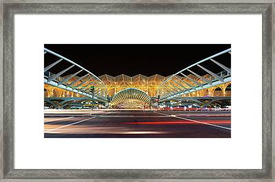 Urban Ghosts Framed Print by Paulo Nogueira