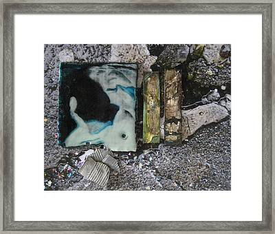 Urban Hardscapes - Fat Tuesday Framed Print by Mark Lubich