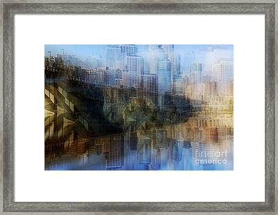 Urban Jungle Framed Print