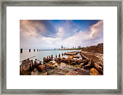 Urban Renewal Framed Print