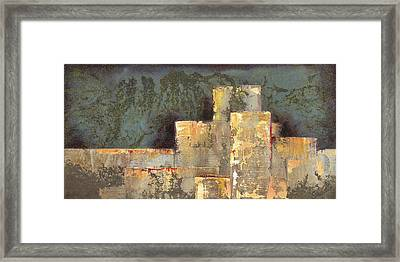 Urban Renewal II Framed Print by Shadia Derbyshire