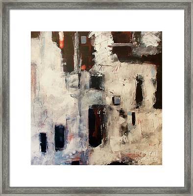 Urban Series 1601 Framed Print