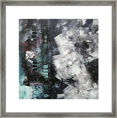 Urban Series 1603 Framed Print