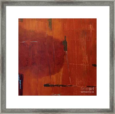 Urban Series 1605 Framed Print