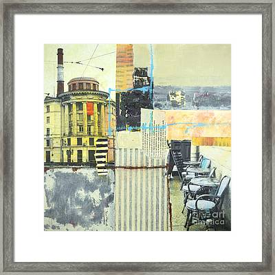 Urban Walks 1 Framed Print