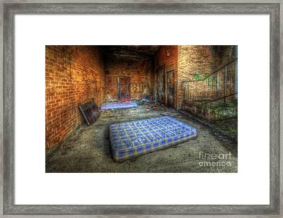 Urbex 1.0 Framed Print by Yhun Suarez