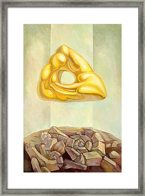 Urim Framed Print by Filip Mihail
