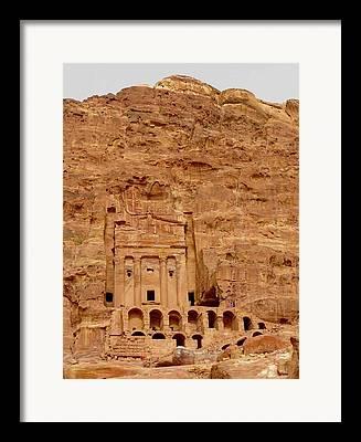 Khaznet Framed Prints