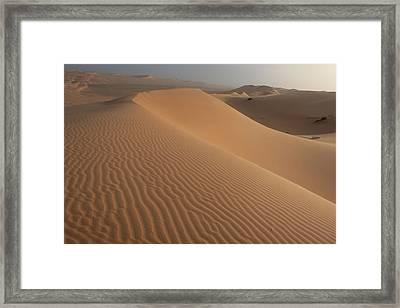 Uruq Bani Ma'arid 3 Framed Print