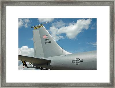 Usa Airshow Framed Print