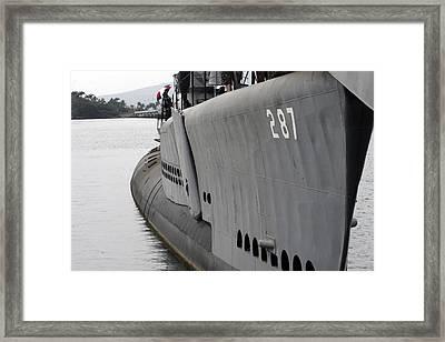 U.s.s. Bowfin, Pearl Harbor Framed Print