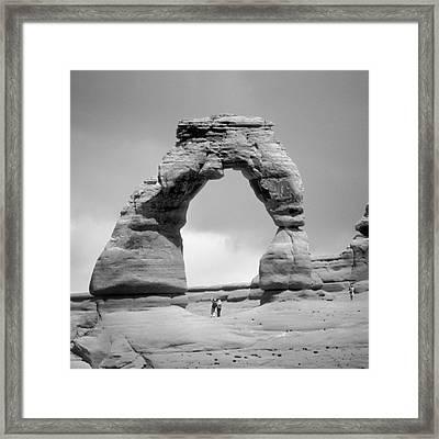 Utah Outback 17 Framed Print by Mike McGlothlen