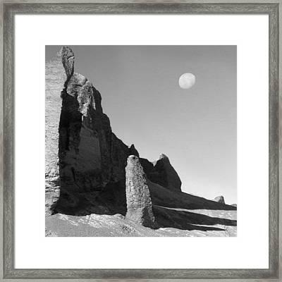 Utah Outback 32 Framed Print by Mike McGlothlen
