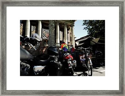 Utah Pride Festival - Salt Lake City Framed Print