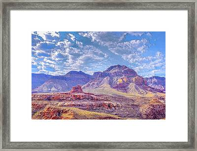 Utah Revisited Framed Print by Mark Dunton