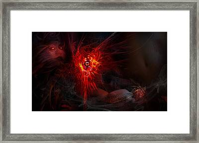 Utherworlds Layashnan Framed Print by Philip Straub