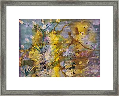 Utopia Framed Print by Don  Wright