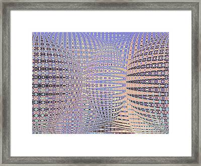 Communion Framed Print by Ann Johndro-Collins