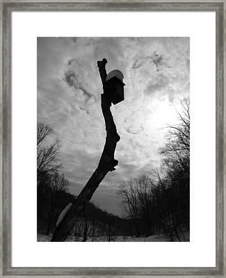 Vacancy Framed Print by Jacob Stempky