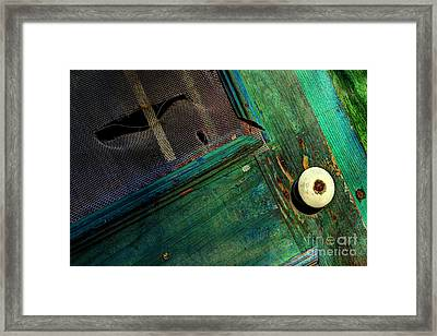 Vacant Memories Framed Print by Michael Eingle