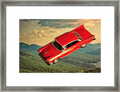 Vacation Framed Print by Jeff  Gettis