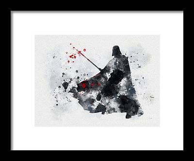 Sith Framed Prints