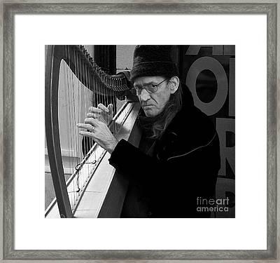 Vagrant Music Framed Print
