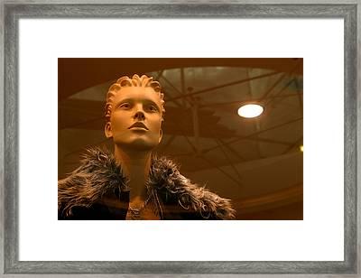 Val 2 Framed Print by Jez C Self