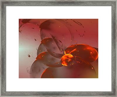 Valac Framed Print