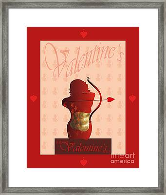 Extraordinary Valentine's   M30 Framed Print by Johannes Murat