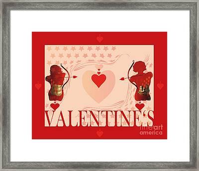Extraordinary Valentine M18 Framed Print by Johannes Murat