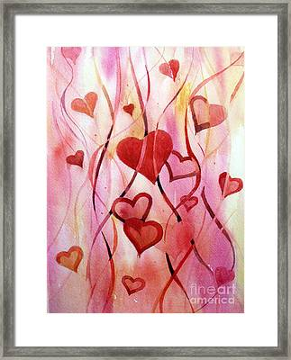 Valentines Day Framed Print