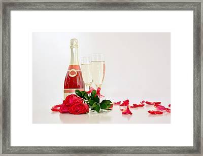 Valentine's Display Framed Print