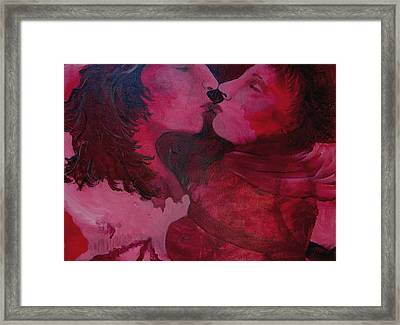 Valentines Framed Print by Penfield Hondros