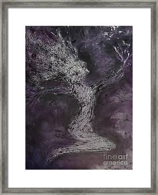Valiant Framed Print