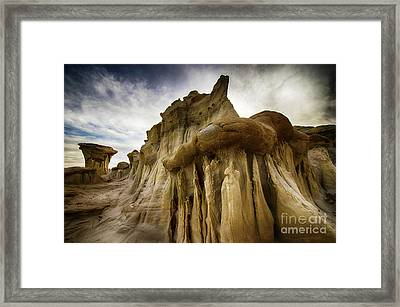 Valley Of Dreams 20 Framed Print by Bob Christopher