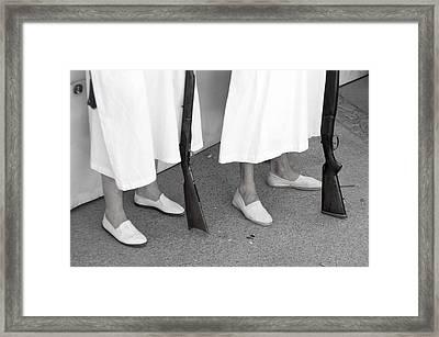 Valor 27 Framed Print by Jez C Self