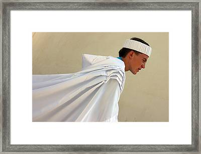 Valor 33 Framed Print by Jez C Self