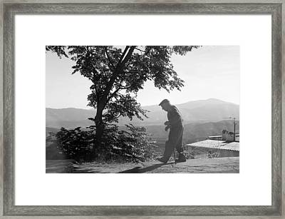 Valor 48 Framed Print by Jez C Self