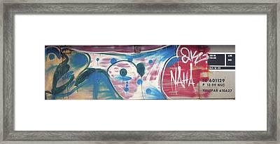 Valspar Framed Print by Jame Hayes