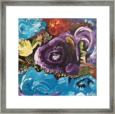 Van Gogh's Ear Framed Print