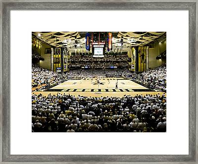 Vanderbilt Commodores Memorial Gym Framed Print