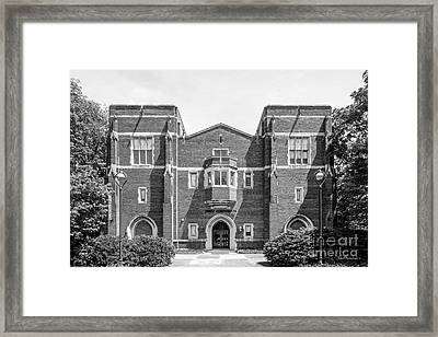 Vanderbilt University Neely Auditorium Framed Print