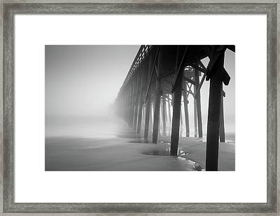 Vanish I Framed Print
