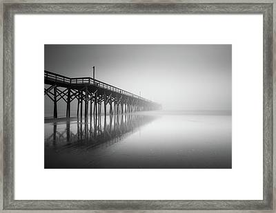 Vanish IIi Framed Print