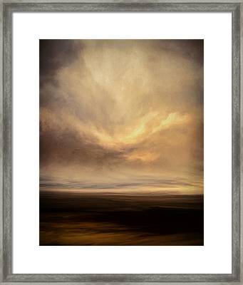 Vanishing Winds Framed Print by Lonnie Christopher